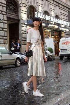 2c31001fb310e Paz Halabi Rodriguez - Zara Silver Earings