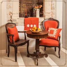 A Fantastic-Optimistic set for YOU! Enhance your appetite with warm colours!