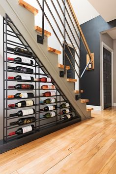 16 Contemporary Storage Ideas to House Your Wine