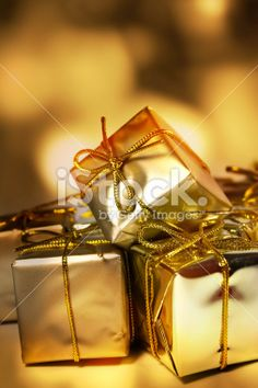 christmas Gifts Royalty Free Stock Photo >1400