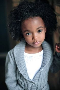 Mini Naturals: a Tumblr full of adorable babies with fros.
