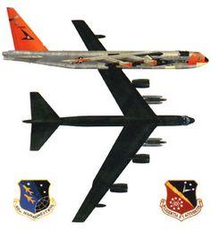 b-52 air drop platform
