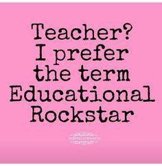 Ten REASONS TO LOVE OUR TEACHERS