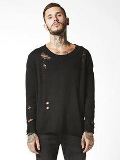 Men's New Clothing: Autumn/Winter 2014 - Disturbia Clothing