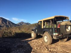 American Convoy ruggedized soft top pictures and configurations Jeep Cj6, 2000 Jeep Wrangler, Old Jeep, Jeep Pickup, Jeep Tops, Safari Jeep, Jeep Accessories, Jeeps, Monster Trucks