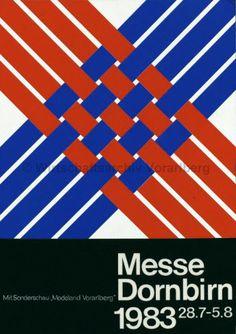 Othmar Motter, Dornbirn exhibition, 1983