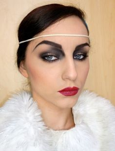 Back to with Camille La Vie Mascara, Eyeliner, Eyeshadow, Long Sequin Dress, Prom Dress 2013, Dramatic Makeup, Many Faces, Makeup Inspiration, Concealer