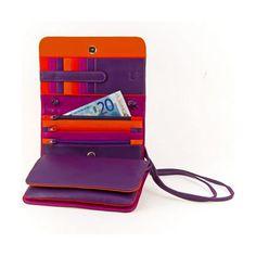 GENUINE MYWALIT Wallet Sangria Multi Woman - 229-75 Wjh3LwFxz