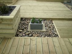 treated pine deck grey look - Google Search
