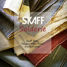 Pass by our solderie in Mkalles to benefit from an ongoing 70% sale! #skaff #skaffgroup #outlet #fabric