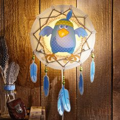 Lys og drømmefanger :) Dream Catcher, Barn, Led, Cowboys, Home Decor, Inventors, Kawaii, Dreamcatchers, Converted Barn