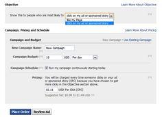O que é o formato Action-Optmized nos anúncios do Facebook? | .com/teúdo