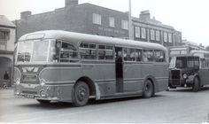 Bus photo DJE656 Bluebell, March AEC Regal IV Mann Egerton Coach | eBay