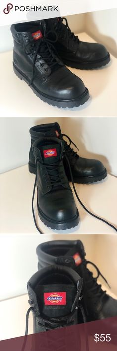 eef01c4b527 41 Best Dickies Shoes images in 2018 | Shoes, Steel toe, Boots
