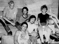 Very young Butthole Surfers Meat Puppets, Killswitch Engage, Butthole Surfers, Dead Kennedys, Punks Not Dead, Gabba Gabba, The Clash, Punk Fashion, Cool Bands