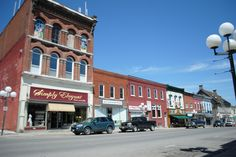 Arnprior, ON Ottawa Valley, Street View, Spaces, Country, Classic, Rural Area, Classic Books