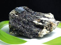 Superb Galena Clusters and Sphalerite Crystals on Natural Matrix from Picher, Oklahoma!!!