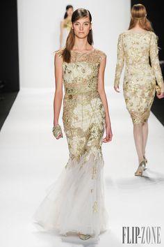 Badgley & Mischka Fall-winter 2014-2015 - Ready-to-Wear - http://www.flip-zone.net/fashion/ready-to-wear/fashion-houses-42/badgley-mischka-4541 - ©PixelFormula
