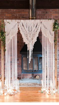 Your place to buy and sell all things handmade Altar, Wedding Wall, Boho Wedding, Large Macrame Wall Hanging, Macrame Design, Macrame Projects, Macrame Patterns, Decoration, Backdrops