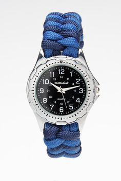 Survive It Fishtail Knot Watch