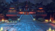 Eldarya : Dating game en ligne Game Background Art, Scenery Background, Animation Background, Episode Interactive Backgrounds, Episode Backgrounds, Anime Backgrounds Wallpapers, Anime Scenery Wallpaper, Anime Drawings For Beginners, Ancient Chinese Architecture