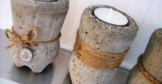 Usando cemento o concreto puedes hacer hermosos proyectos decorativos para tu casa o jardín. En esta ocasión te mostraremos como hacer port...