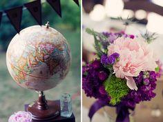 Agua Marina Blog: Purple Wedding by Clayton Austin