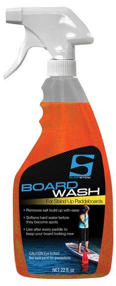 SUP Board Wash - Paddleboard Cleaner