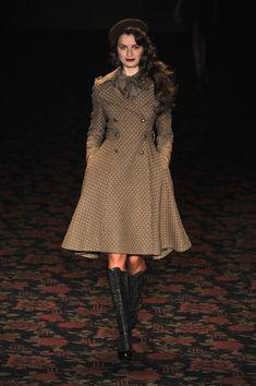 Lena Hoschek Show - Mercedes-Benz Fashion Week Berlin Autumn/Winter 2012 - Pictures - Zimbio