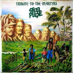 STEEL PULSE - Tribute To The Martyrs ℗ 1979, Island Records #reggae #SteelPulse