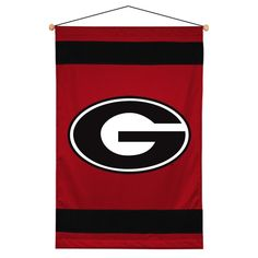 Superior The Georgia Bulldogs Sidelines Wall Hanging By Sports Coverage Is A Great  Accent To Your University Of Georgia Bedroom! These NCAA Team Banners  Include A ...