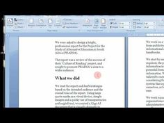 Make Brochure  How To Make Brochures In Microsoft Powerpoint