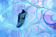 Nike Flyknit Collective NYC: myThread Pavilion by Artist Jenny Sabin