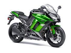 :O 2013 Kawasaki Ninja® 1000