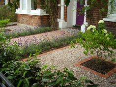 front garden photos | Formal Front Garden in Conservation Area
