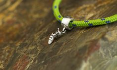 Charm climbing shoes. Fit Bracelets Bangles and Necklaces. от ExJe  Bead for bracelets. Series climbing jewelry