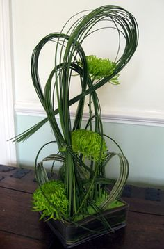 steel grass flower arrangements - Bing Images