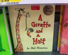 A Giraffe and a Half - book
