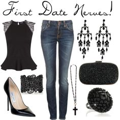 First Date Nerves - Fashion ideas for any occasion at Herinterest.com