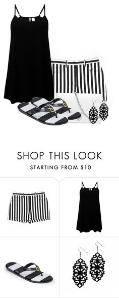 """""""Black and WHite"""" by tlb0318 on Polyvore featuring Dolce&Gabbana, BKE core and Juicy Couture"""