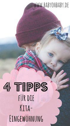 Die Kita Eingewöhnung ist für Eltern wie für Kinder etwas ganz Besonderes. Oft ist es die erste lange Trennung von Mama und Papa! Damit diese Zeit für euch alle entspannt wird, kannst du hier 4 Tipps für die Eingewöhnung nachlesen!