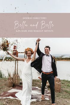 With a combined 20 years experience in the industry and a younger and older perspective on business and trends we like to think we make a really great duo. We love everything about weddings, the build up, the day itself, the love, laughter and happiness and we strive to make your day memorable and stress free. #southafricanweddings #weddingvendors #southafrica #hooraydirectory #hoorayweddings #weddinghair #weddingmakeup Hair And Makeup Artist, Hair Makeup, Wedding Make Up, Dream Wedding, South African Weddings, Stress Free, Wedding Vendors, 20 Years