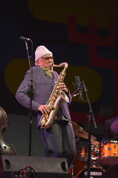 Charles Lloyd at the 2014 Monterey Jazz Festival #mjf #jazz #charleslloyd