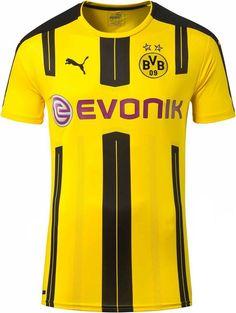 Puma divulga novas camisas do Borussia Dortmund - Show de Camisas