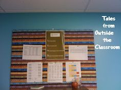Classroom DIY: DIY Bulletin Boards Great idea! This will come in handy with my classroom's cinder block walls. Thank you!