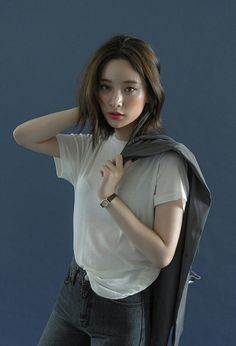 Byeon Jungha - Model - Korean Model - Ulzzang - Stylenanda - 3CE