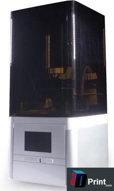 XYZPrinting Unveils Affordable SLA 3D Printer, da Vinci Nobel 1.0