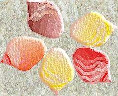 Αμμογραφήματα - Καλοκαιρινές κατασκευές - Κατασκευές για το καλοκαίρι - Κατασκευές - Διάφορα διόλου αδιάφορα - Ρίξε μια ματιά! www.matia.gr Grapefruit