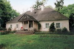 Polish Manor Houses - Polskie dworki