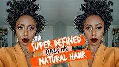 Watch this video to see how I got super defined curls on my type 4 short natural hair! WHAT I USED: bobby pins tgin honey miracle hair mask - kiss. How To Grow Natural Hair, Natural Hair Tips, Natural Hair Growth, Natural Hair Styles, Vitamins For Hair Growth, Hair Vitamins, Black Hair Inspiration, Curly Hair Overnight, Natural Hair Tutorials